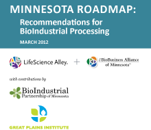MN Bio Industrial Processing Roadmap